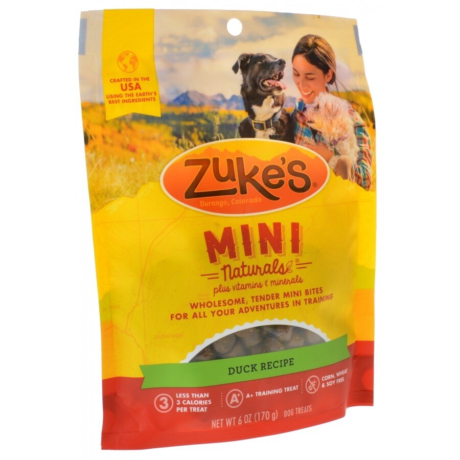 Zukes Dog Treats for Training