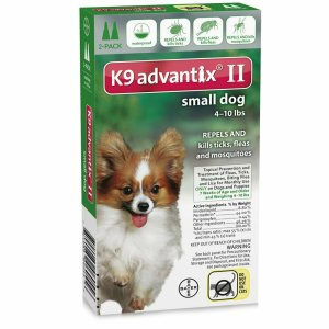 Topical Flea and Tick Meds for Dogs