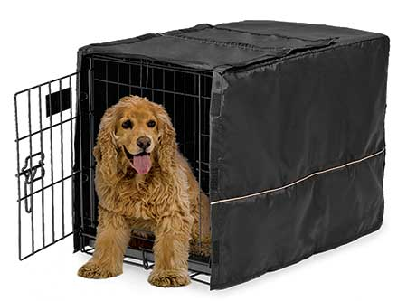 Dog Crates and Crate Covers